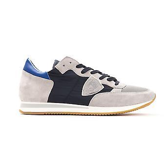 Grey philippe Model men's sneakers