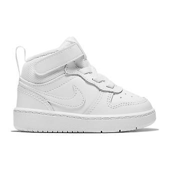 Nike Court Borough Mid 2 CD7784100 universal ganzjährig Kleinkinder Schuhe