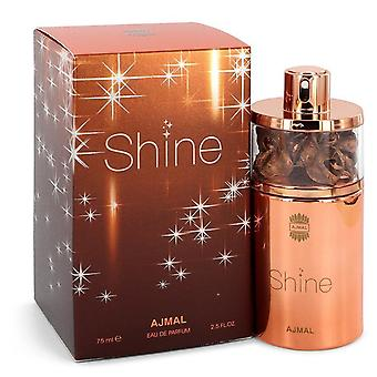 Ajmal Shine av Ajmal Eau De Parfum Spray 2,5 oz/75 ml (kvinner)