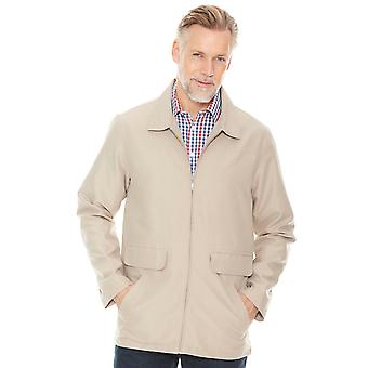 Chums Mens Summer Jacket Soft Handle Mid Length
