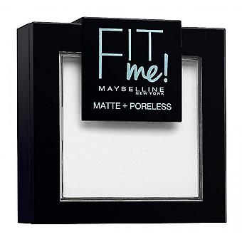 Maybelline Fit Me Matte & Poreless Powder - 90 Translucent