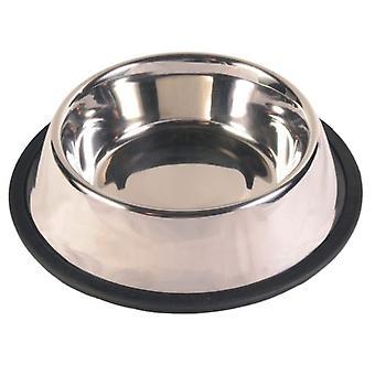 Trixie Gamela Inox Anti-Derrapante para Cães (Cães , Comedouros e bebedouros)