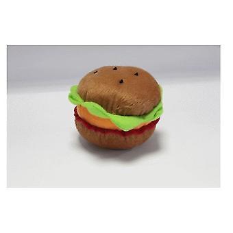 Sandimas Burger (cães, brinquedos & esporte, brinquedos de pelúcia)