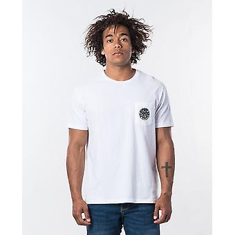 Rip Curl Men's T-shirt ~ Original Wetty wit