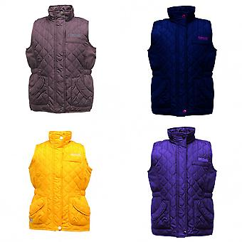 Regatta Great Outdoors Childrens Girls Heritage Jookiba Bodywarmer