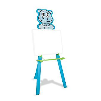 Pilsan Hippo Drawing Board Blue