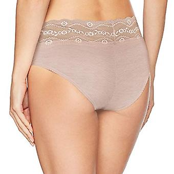b.tempt'd by Wacoal Women's B. Adorable Hipster Panty,, Rose Smoke, Size Small