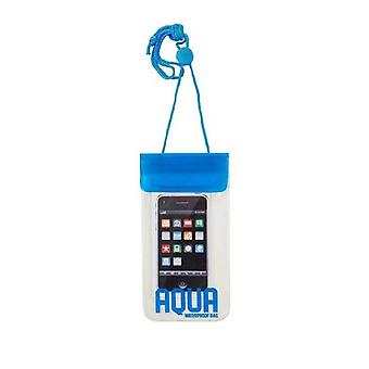 Waterproof case for your mobile phone-blue