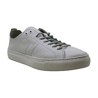 Hugo Boss Herren 50374612 Leder Low Top Lace Up Fashion Sneakers