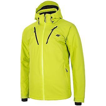 4F KUMN005 H4Z19KUMN005SOCZYSTAZIELE universal winter men jackets