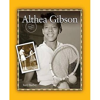 Althea Gibson by Barber & Terry