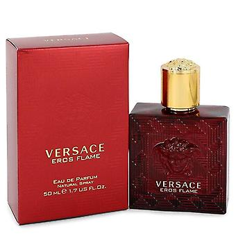 Versace eros vlam eau de parfum spray door versace 547552 50 ml