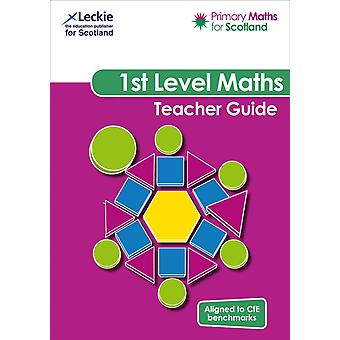 Primary Maths for Scotland First Level Teacher Guide