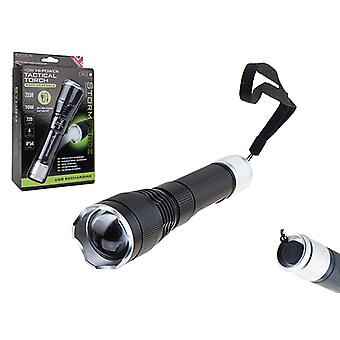 StormForce Rechargable 10W Cree Focus Beam Flashlight