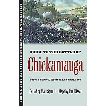 Guida alla battaglia di Chickamauga da Inc Army War College Foundation
