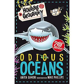 Odious Oceans by Anita Ganeri - 9781407196220 Book