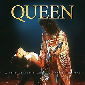 Queen A Kind Of Magic by Michael O'Neill - 9781912332229 Book