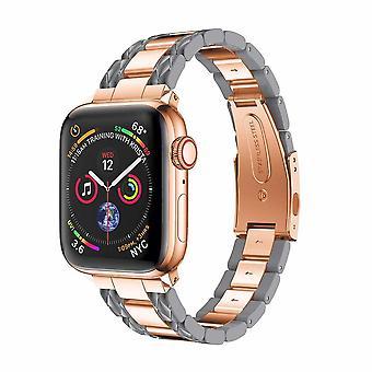 Pulsera apple Watch 38 mm oro rosa / resina