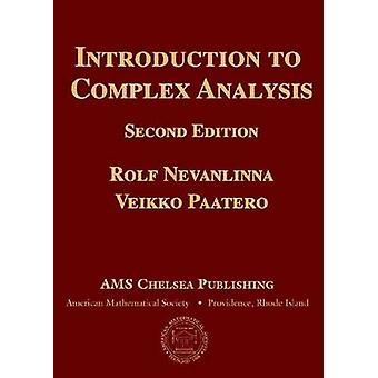 Introduction to Complex Analysis (2nd Revised edition) by Rolf Nevali