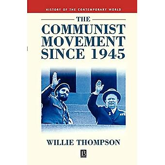 Communist Movement Since 1945