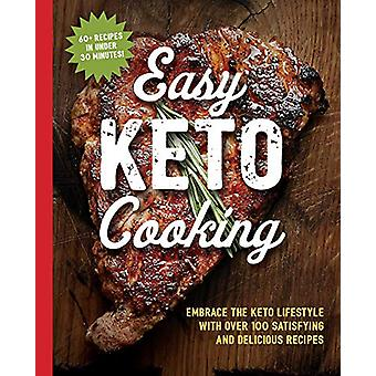 Easy Keto by Cider Mill Press - 9781604338836 Book