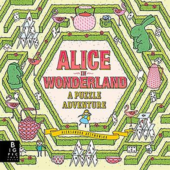 Alice in Wonderland - A Puzzle Adventure by Aleksandra Artymowska - 97