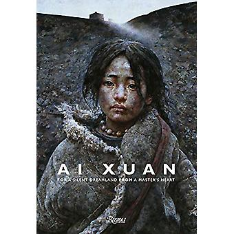 Portraits of a Master's Heart For a Silent Dreamland - Ai Xuan by Ai X