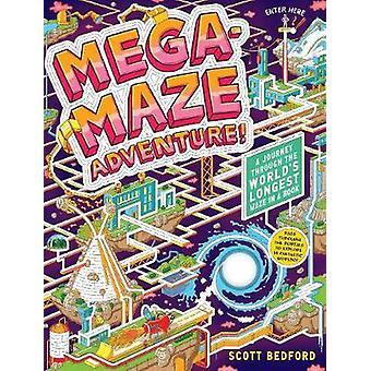 Mega-Maze Adventure! - A Journey Through the World's Longest Maze in a