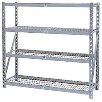 Draper 5227 Expert Heavy Duty Steel 4 Shelving Unit - 1959 x 610 x 1830mm