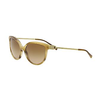 Michael Kors MK2052 329113 55 Ladies Sunglasses - Blonde Horn