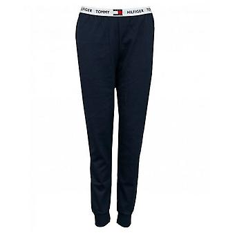 Tommy Hilfiger Underwear Logo Cuffed Bottom Joggers