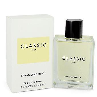 Banaanitasavalta klassinen sitrushedelmien eau de parfum spray (unisex) banaanitasavalta 550817 125 ml