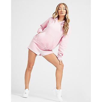 Nya McKenzie Kvinnor & apos väsentliga fleece shorts rosa