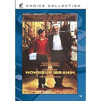 Monsieur Ibrahim [DVD] USA import