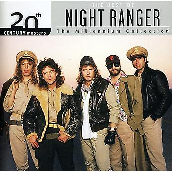 Night Ranger - Millennium Collection-20th Century Masters [CD] USA import