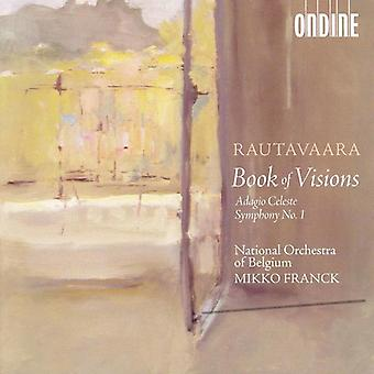 E. Rautavaara - Rautavaara: Book of Visions [SACD] USA import