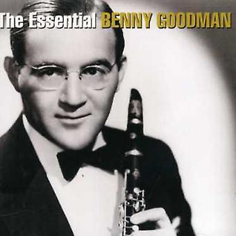 Benny Goodmanin - olennainen Benny Goodmanin [CD] USA tuonti
