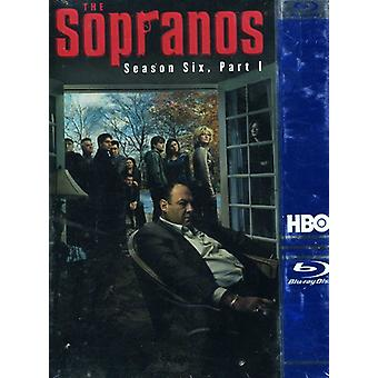 Sopranos - The Sopranos: Season Six, Part 1 [Blu-ray] [4 Discs] [BLU-RAY] USA import