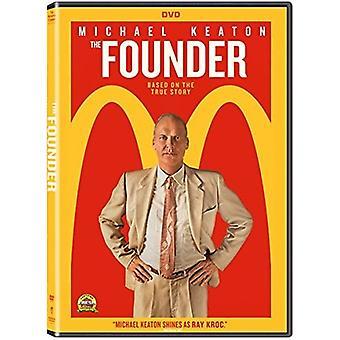 Importação de EUA fundador [DVD]