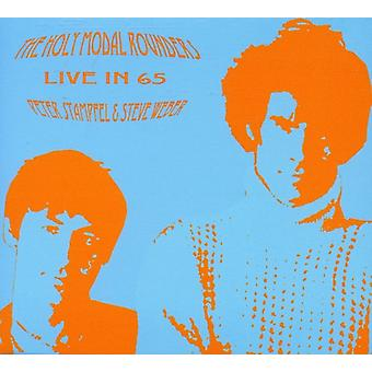 Holy Modal Rounders - Live in 65 [CD] USA import