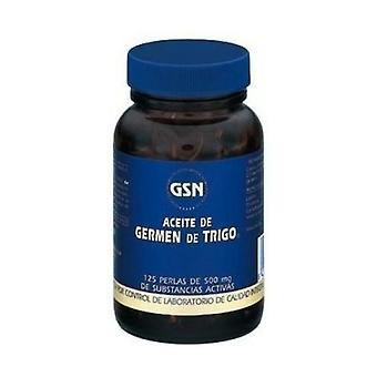 Wheat Germ Oil 125 softgels of 500mg