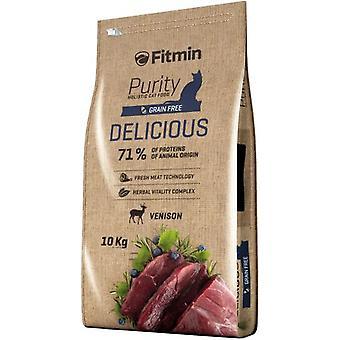 Fitmin kissa puhtaus Delicious (kissat, katti elintarvikkeet, kuivata elintarvikkeet)