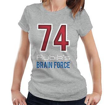 Rubik's 74 Brain Force Women's T-Shirt
