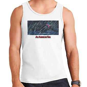 An American Tail Fievel Holding On Men's Vest