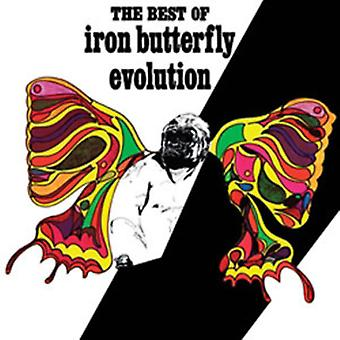 Iron Butterfly - Evolution-the Best of the Iron Butterfly [Vinyl] USA import