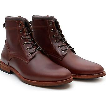 Barbour Backworth Derby Leather Boots