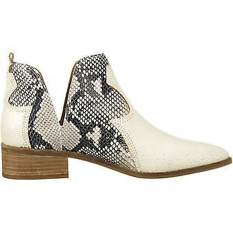 Lucky Brand Women's zapatos Leymon cuero cerrado toe tobillo botas de moda
