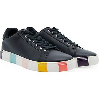Paul Smith Lapin Multi Stripe Sole Formateurs