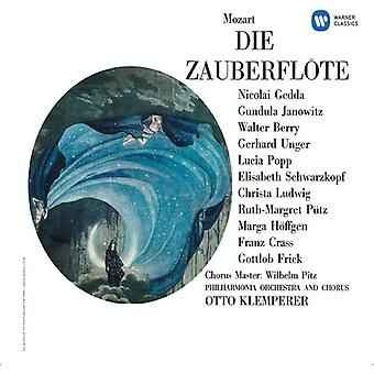 Mozart / Klemperer, Otto - Die Zauberflote [CD] USA import