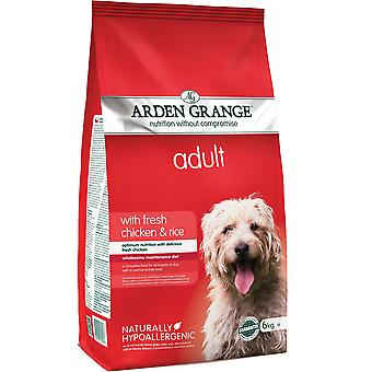Arden Grange Adult Dog - Chicken - 6kg